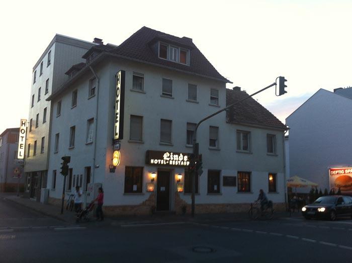 Hotel-Restaurant Linde in Neu-Isenburg