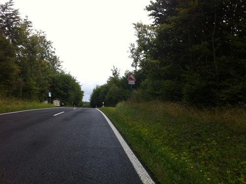 Irgendwo im Nirgendwo hinter Frankfurt