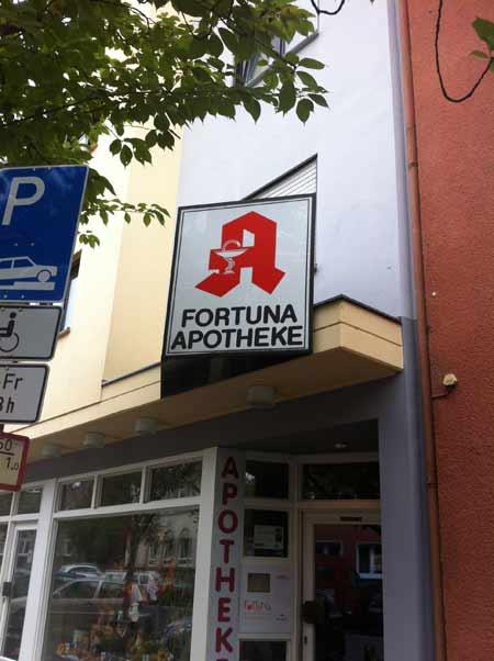 Für Fortuna nach Mainz! Impressionen von unterwegs...