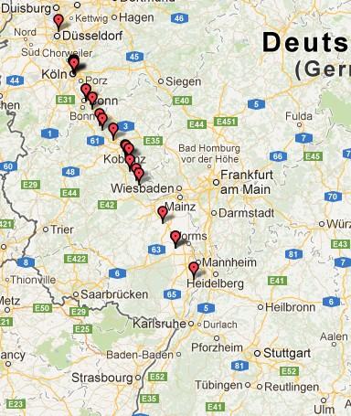Für Fortuna nach Stuttgart! Stuttgart fast in Sicht