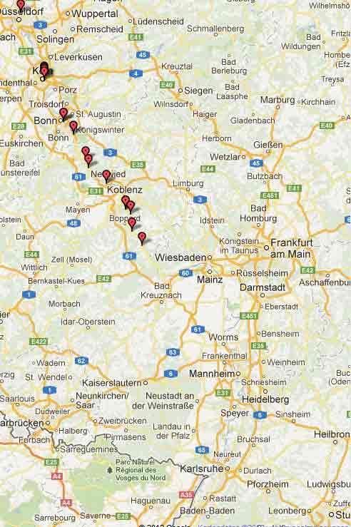 Für Fortuna nach Stuttgart! Tag 2