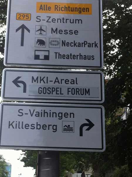 Für Fortuna nach Stuttgart! Killesberg bleibt Killesberg