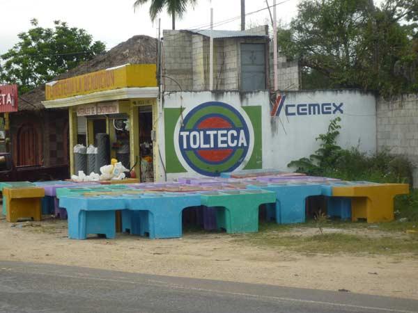 Malerkollegen in Guatemala