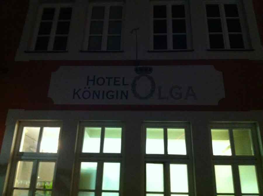 Tuna for Kids! Hotel Königin Olga in Ellwangen