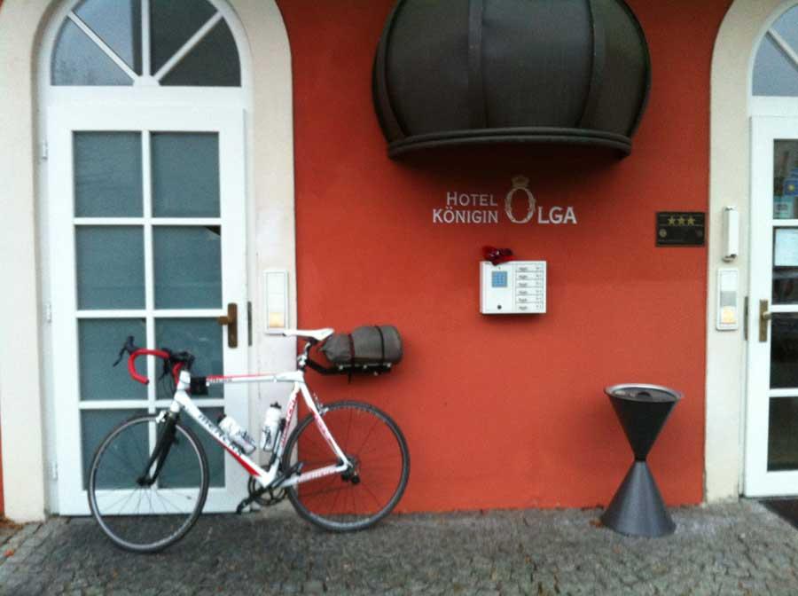 Tuna for Kids! Hotel Königin Olga