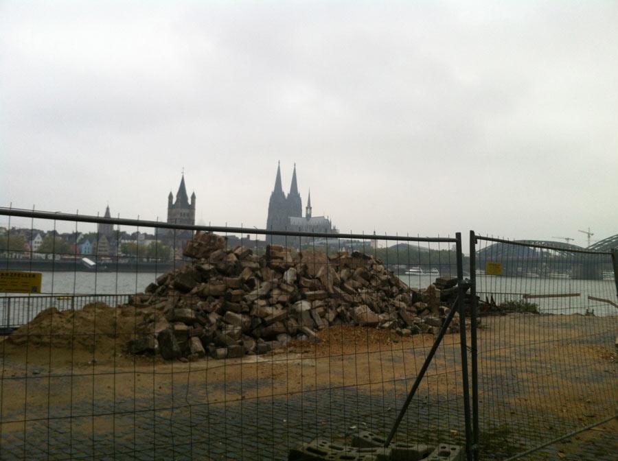 Für Fortuna nach Nürnberg - Die ungenannte Stadt