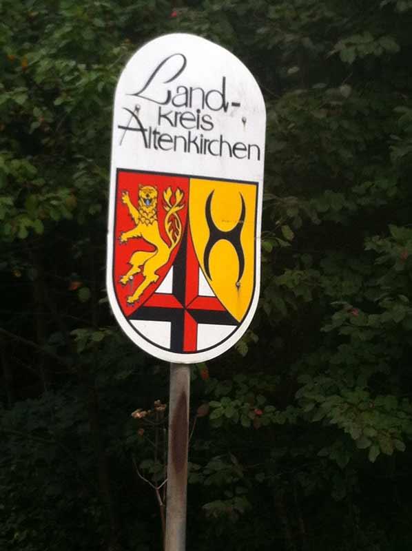 Für Fortuna nach Nürnberg - Bei Altenkirchen
