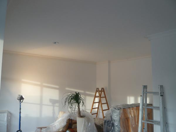 Malerarbeiten in Düsseldorf-Oberkassel