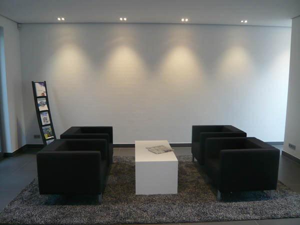 Malerarbeiten Geschäftsräume Rudolf Clauss