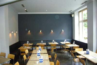 Renovierung der Bar/Restaurant Nooij