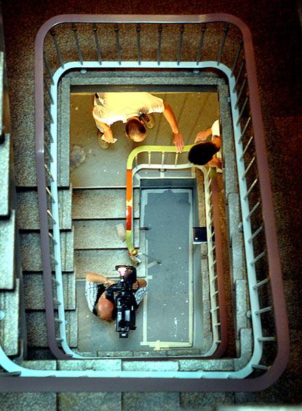 Im Treppenahus Kapellstrasse